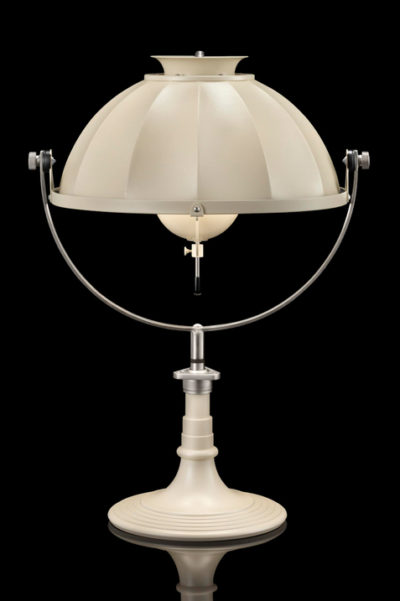 Fortuny Armilla Table Lamp Off White