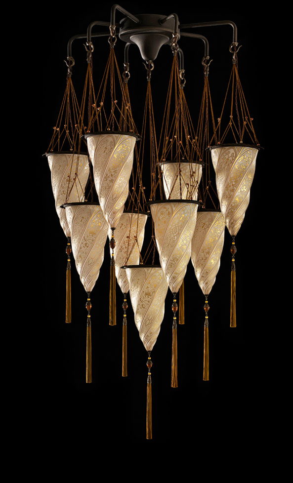Cesendello Chandelier