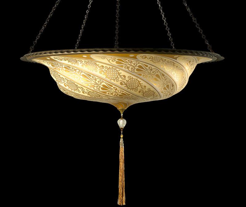 Glass Scudo Saraceno