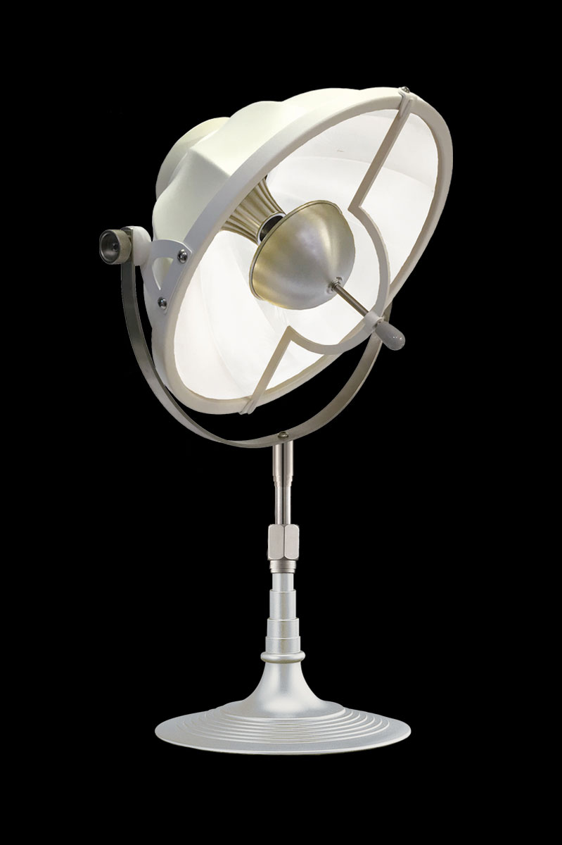 Fortuny Armilla 32 Table Lamp White