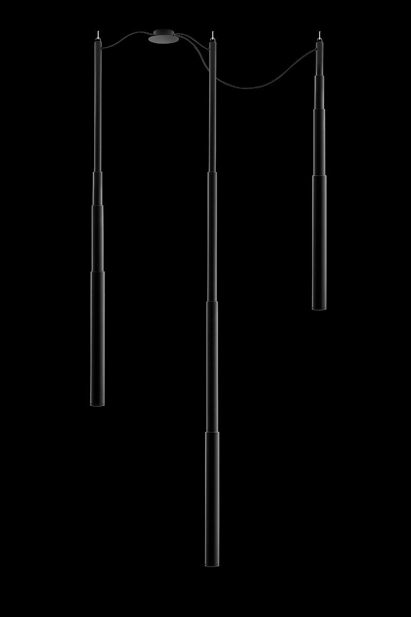 Pallucco Micro Telescopic 3.4 black
