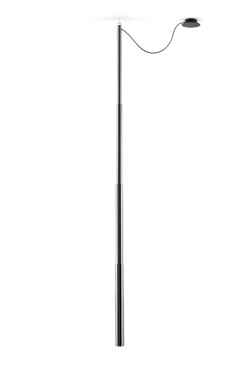 Pallucco Micro Telescopic 1.4 nickel 1