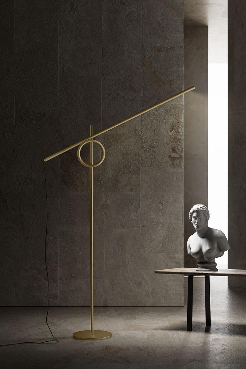 Pallucco Tangent medium gold 2
