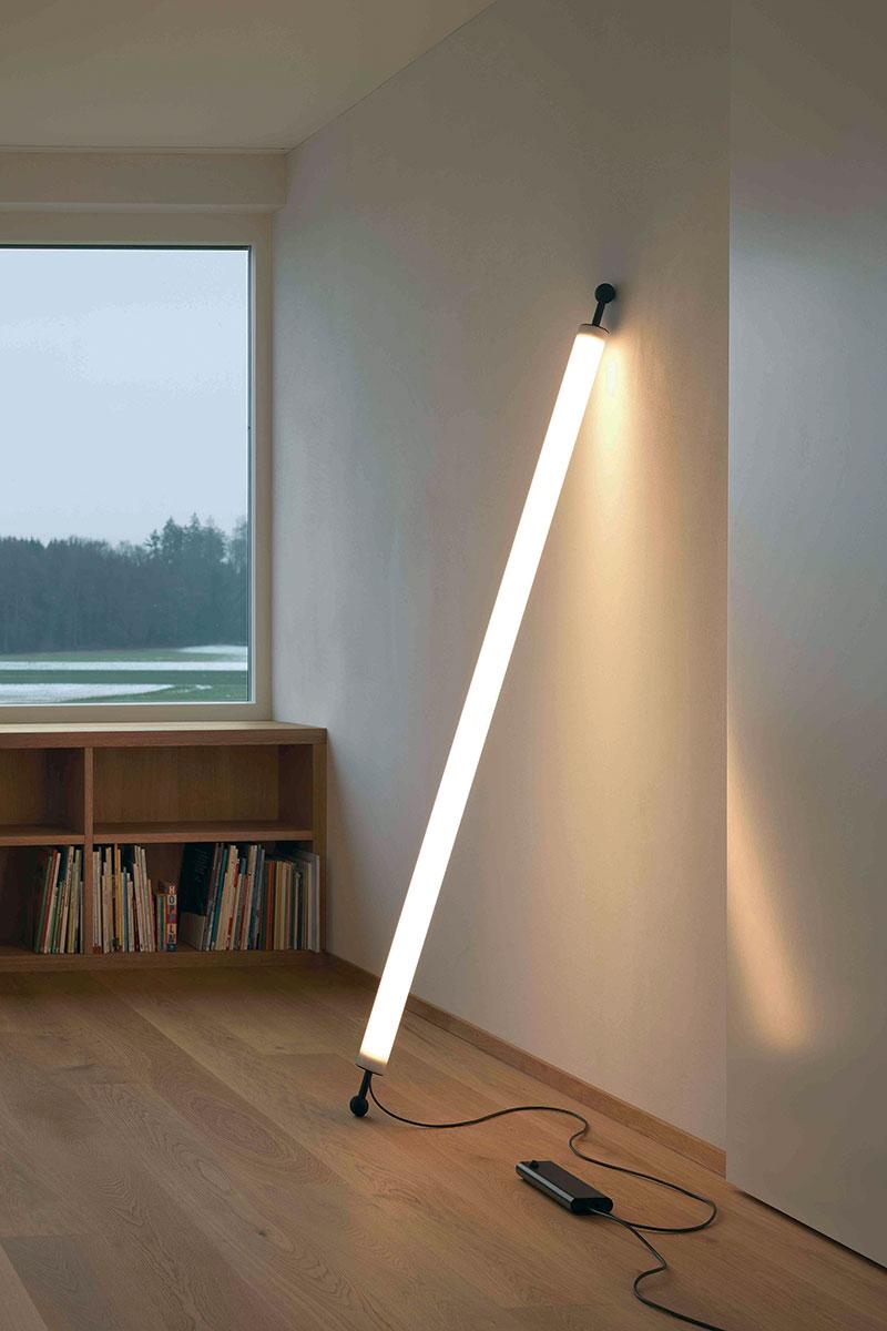 Pallucco Tube floor lamp