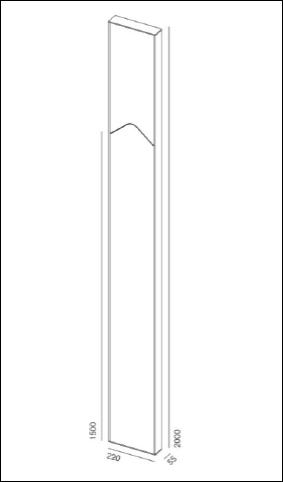 LaGronda dimensions