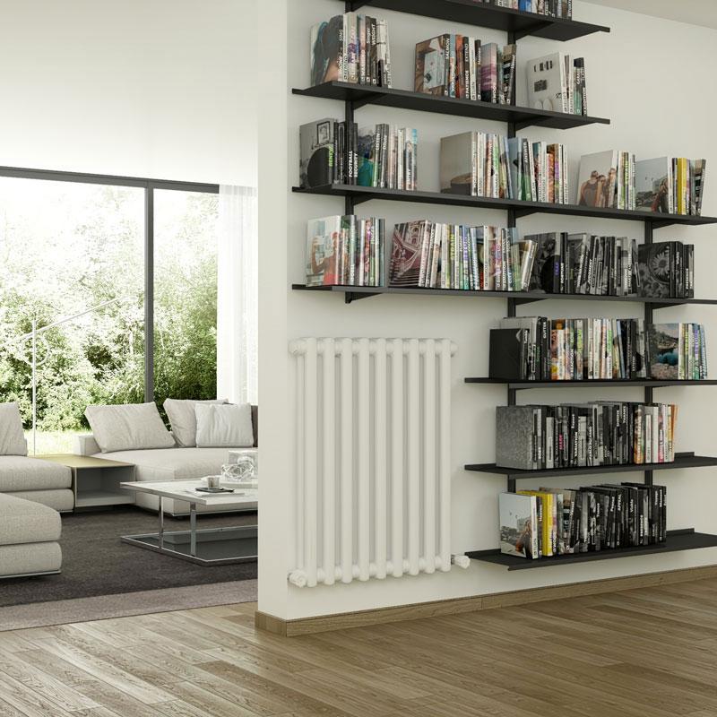 Pallucco Continua customizable modular bookcase squared