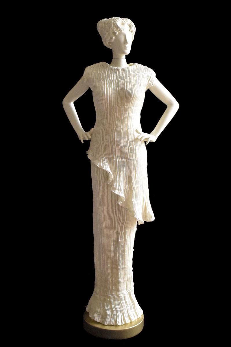 Diva Henriette ivory collectible fashion doll miniature mannequin - Roman